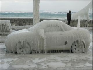Icicle-car